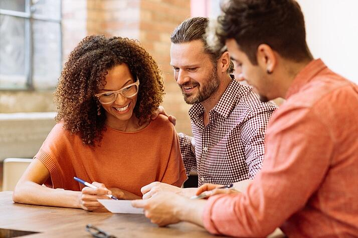 Contact an advisor benefits for small business